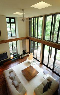 軽井沢別荘 菊池ひろ建築設計室
