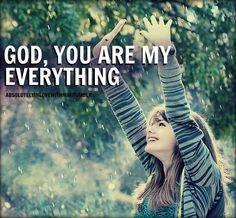 Who Is Like You GOD? Faithfullness & Full Of Mercy!!! <3