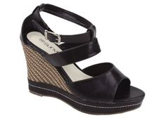 New Sunville Brand Women's Open-toe Wedge Sandals -- Find out more about the great product at the image link.