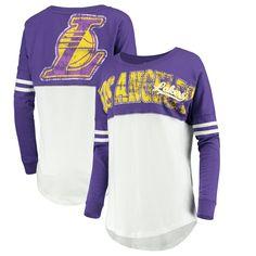 Nba T Shirts, Softball Shirts, Lakers T Shirt, Nba Store, Purple Baby, Los Angeles Lakers, Nike Women, Long Sleeve Tees, Sweatshirts