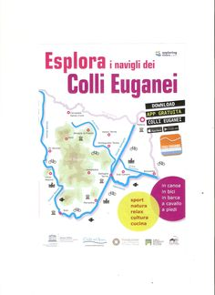 Esplora i Navigli dei Colli Euganei