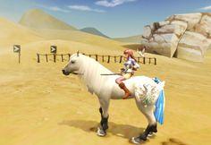 Alicia Online, Naminaa, RebelAzzai, Game, Horses, Race, AO.