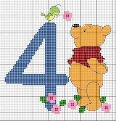 Alfabeto winnie de pooh