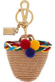 D & G Basket keychain
