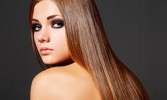 Lissage brésilien pour cheveux courts, mi-longs ou longs dès 39 € chez Lina Coiff'