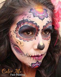 Vanessa Mendoza -Sugar Skull