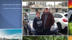 Dear Thomas Wachtelhausen   A heartfelt thank you for the purchase of your new Subaru from all of us at Premier Subaru.   We're proud to have you as part of the Subaru Family.