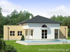 House with swimming pool? Of course!