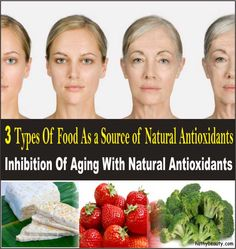 How to Inhibition of Aging With Natural Antioxidants #health #beauty #aging #tips #natural
