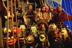 Muppet Treasure Island, Tim Curry