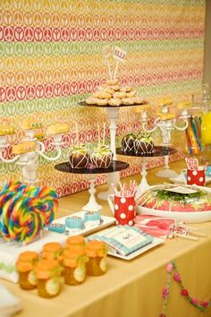 Hostess with the Mostess® - BABYMANIA! All You Need Is Love & Sweets