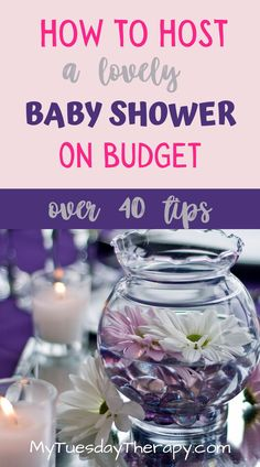Cheap baby shower ideas. Tips on hosting a baby shower on a budget. Cheap baby shower ideas for food, decorations, games, favors, invitations, venue. Inexpensive baby shower ideas for girls and boys. Baby Shower Food For Girl, Baby Shower Favors Girl, Baby Shower Prizes, Simple Baby Shower, Baby Shower Fun, Baby Shower Ideas On A Budget, Shower Box, Baby Showers, Cheap Baby Shower Decorations