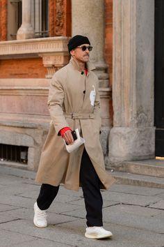Street Style: Milan Fashion Week Day 2 – PAUSE Online   Men's Fashion, Street Style, Fashion News & Streetwear