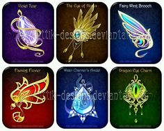 I want the Dragon Eye Charm