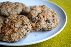 gluten free chocolate chip cookies - Fit Foodie Finds