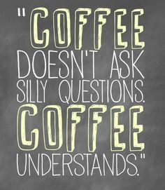 Coffee KNOWS. #coffeeismyspiritanimal