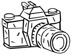 camera coloring pages Google Search Hollywood classroom