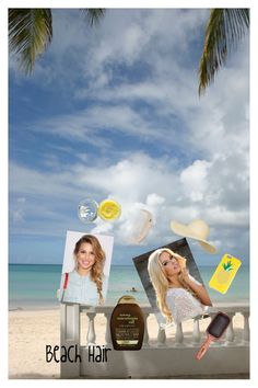 """Beach Hair"" by emma-victoria-e on Polyvore"