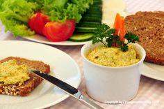 Veganer Karotten-Kren-Aufstrich