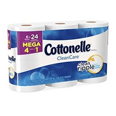 *HOT* Cottonelle MEGA Roll 24 Pack Only $3.82 at Walgreens (thru 4/1)