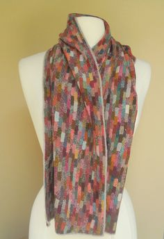 Decalage scarf
