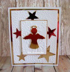 Ann Greenspan's Crafts: Angel in the Stars