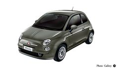 Fiat 500 Stile