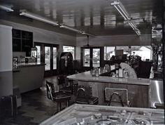 1940's diner decor - Google Search
