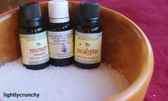anti-inflammatory and minor pain relief bath salts (for those times when you mangle your knee when tripping over a dog in the middle of the night) – lightlycrunchy Bath Recipes, No Salt Recipes, Bath Salts Recipe, Muscle Food, Bath Soak, Essential Oil Uses, Sore Muscles, Back To Nature, Homemade Beauty