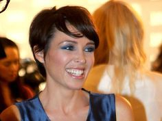 Danni Minogues Latest Short Hair Style-How To Get The Look!