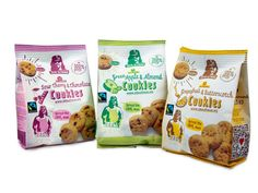 John Altman Cookies on Packaging of the World - Creative Package Design Gallery