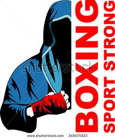 Sport Boxing, Boxing Club, Boxing Gym Design, Boxe Fight, Mohamad Ali, Tee Design, Logo Design, Thai Boxe, Boxing Shirts