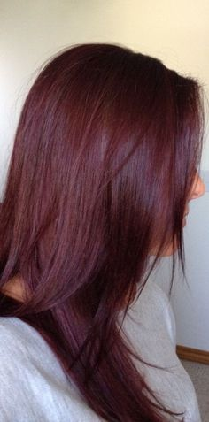 9 hottest burgundy red hair color ideas for 2017