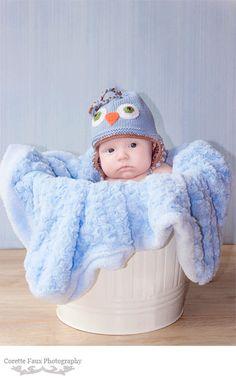 Love the birdie hat!!!