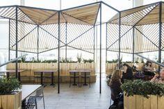 Dehesa Santa Maria restaurant by Dear Design, Barcelona – Spain » Camra's Blog - camra.info