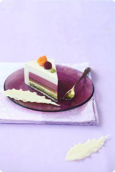 """Cake """"Etude"""" / Torta Mousse """"Etüde"""""""
