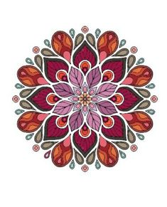 460073bb60a84cb75bd0a7998a9d0e0e_e Mandala Art, Mandala Drawing, Mandala Painting, Dot Painting, Turkish Art, Mandala Coloring Pages, Tile Art, Fractal Art, Islamic Art