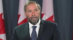 Tom Mulcair vows aboriginal women inquiry within 100 days if NDP elected