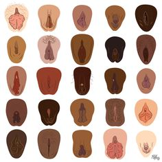 """Private Parts"" – Katja Tetzlaff: Illustrator. Educator. Activist."