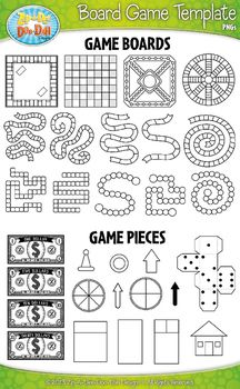 Board games 414542340704410008 - Game Board Template Clipart Zip-A-Dee-Doo-Dah Designs Source by tanemika Math Board Games, Math Boards, Board Games For Kids, Games For Teens, Math Games, Student Games, Kids Board, Clipart, Drinking Board Games