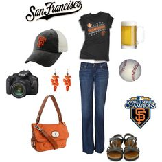 SF Giants Baseball