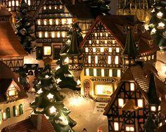 Basel - Miniature village
