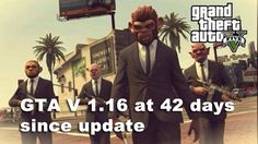 Do you feel the GTA V 1.16 update has to release next week and if it doesn't, is it a big deal to you? This is one of the longest gaps between updates and some players think that signals a bigger update.