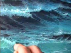 Watercolor tutorial seascapes | PAINTING_FOAM_An_oil_painting_demonstration_by_Alan_Kingwell.jpg