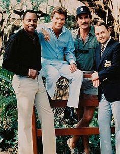 Magnum - great TV show