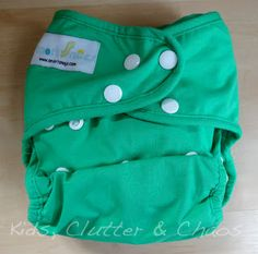 NatureSnug All-In-2 Cloth Diaper Review