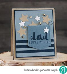 Reverse Confetti   Countdown to Confetti: Day 2   Tie-Rific and Insta-Frame   Masculine Cards and Projects