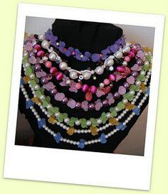 romantic necklaces