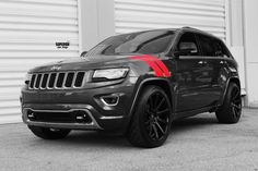 "2014 JEEP GRAND CHEROKEE | CLEAR BRA, 22"" XO TOKYO WHEELS, NITTO TIRES, CUSTOM STRIPES BROWARD POMPANO BEACH BOCA RATON PARKLAND CORAL SPRINGS DEERFIELD BEACH MIAMI WESTON AVENTURA"