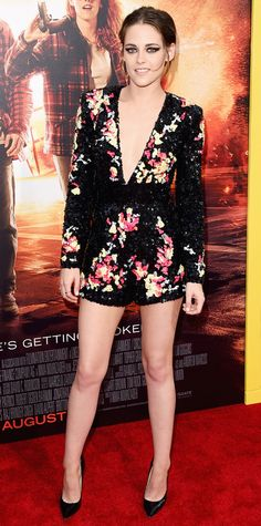"""Look of the Day - August 19, 2015 - Premiere Of Lionsgate's """"American Ultra"""" - Arrivals from #InStyle"""